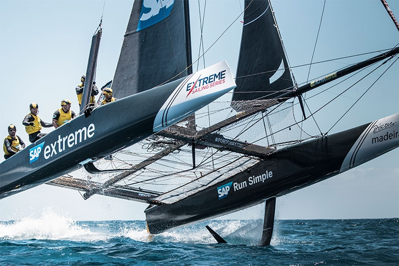 World Cup Extreme Sailing Series 2017 in Cabo San Lucas! - Cabo